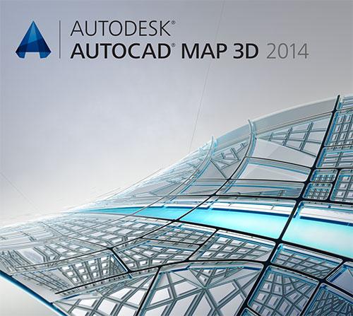Autodesk AutoCAD MAP 3D 2014 SP1- ITA
